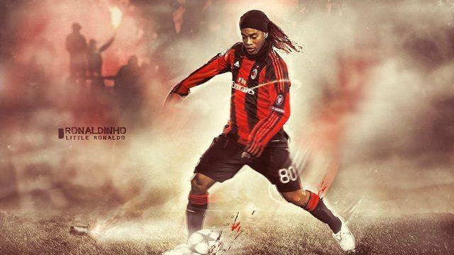 Ronaldinho - Hành trình từ thiên tài trên đỉnh túc cầu đến gã trai hoang đàng