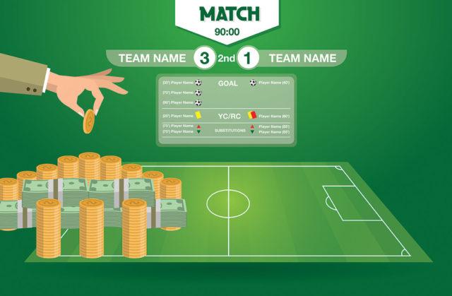 Cá cược bóng đá đang thu hút rất nhiều người chơi trên thế giới