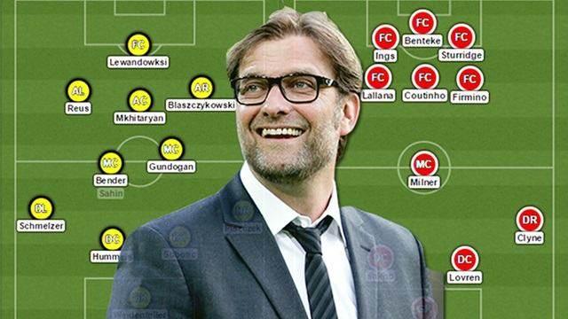 Gegenpressing – lối chơi bóng của Klopp triển khai cho Liverpool rất thành công