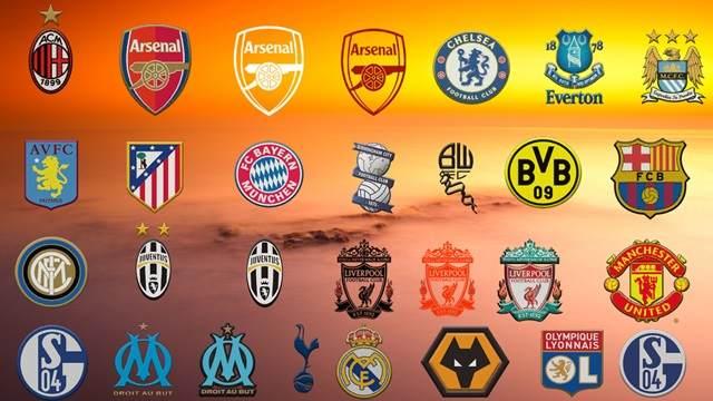 Top Logo của các câu lạc bộ bóng đá đẹp và ý nghĩa