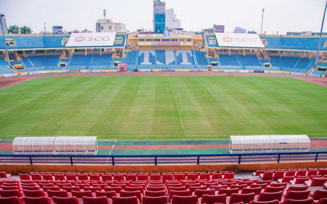 Sân vận động Hàng Đẫy - nơi chứng kiến quá trình phát triển của bóng đá Việt Nam