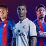 Kỹ thuật của Messi, Ronaldo và Neymar