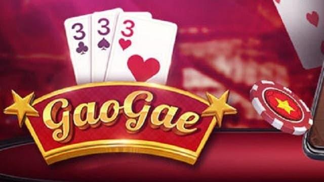 Gao Gae Online là gì? Hướng dẫn cách chơi Gao Gae bài Thái hấp dẫn