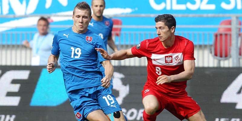 Dự đoán kịch bản tỉ số Ba Lan vs Slovakia