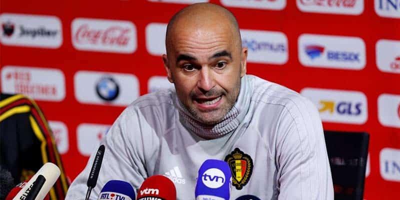 HLV Roberto Martinez - Bỉ
