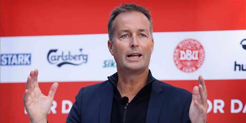 HLV Kasper Hjulmand - Đan Mạch