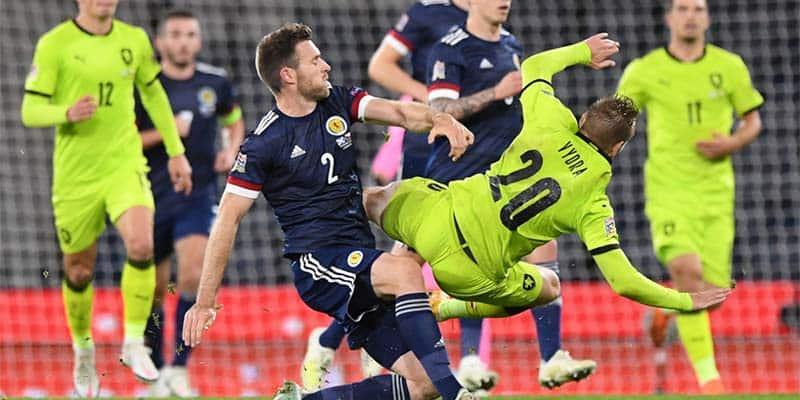 Dự đoán kịch bản tỉ số Scotland vs Cộng Hòa Séc