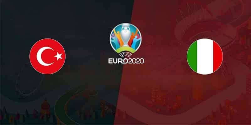 Dự đoán tỉ số Thổ Nhĩ Kỳ vs Italia ngày 12/6