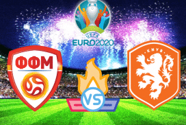 Dự đoán tỉ số trận Bắc Macedonia vs Hà Lan, lúc 23h00 ngày 21/6
